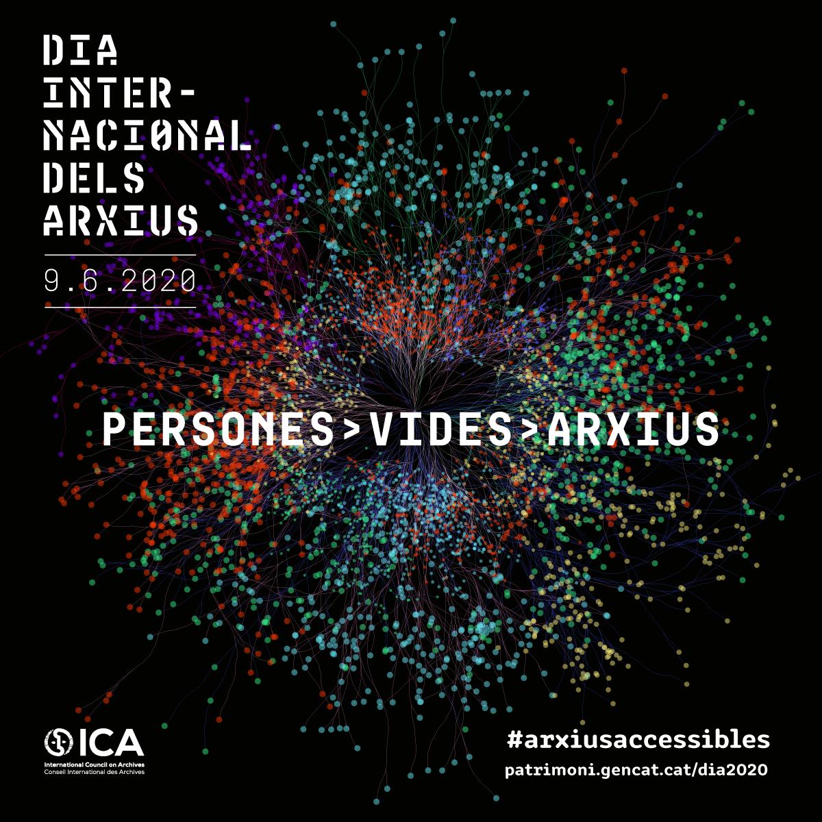Dia internacional dels Arxius – Inaugurem pàgina web pròpia