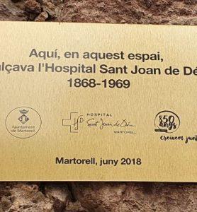 L'Hospital de Sant Joan, nou entorn per descobrir