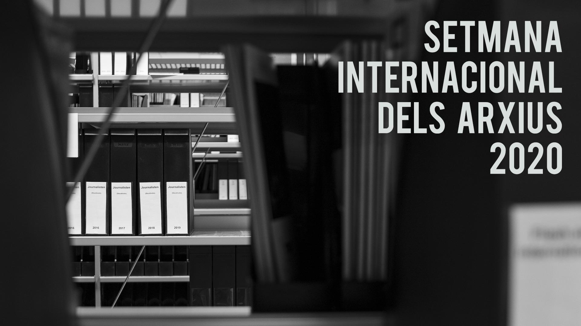 Setmana internacional dels arxius